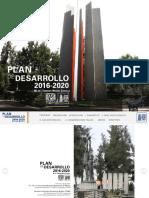 Plan Desarrollo 2016-2020