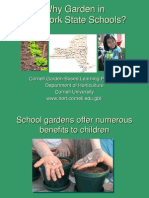 Why Garden in New York State Schools