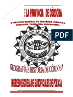 Geografia de Córdoba
