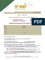 Bulletin d'Inscription ARMVOP - FLORENCE 2017 @ 11.05.17 (1)