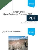 Gestion de Proyectos - Introducción v4