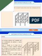 Configuracion de Edificios de Concreto Armado