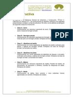 Clase Constructiva - Clasificacion de Construcciones - V2013 09 11