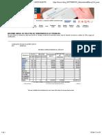 Informe Anual de Boletas de Honorarios Electronicas