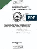 3 Tesis-Determinacion de Riesgos Ambientales en La Joya