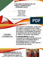 Estrategias Del Merchandising de Los Centros Comerciales