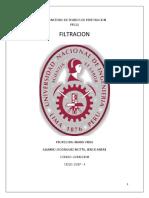 Laboratorio de Fluidos de Perforacion Filtracion