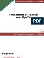 Trabajo Final -Administracion de Personal Siglo 21