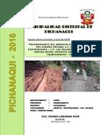 Camino Vecinal Huayrapampa Final