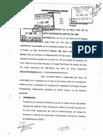 Demanda de acción popular interpuesta por Lan Perú S.A. contra el artículo 16º del Reglamento del Libro de Reclamaciones.