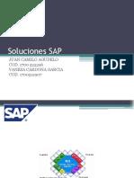 Soluciones SAP