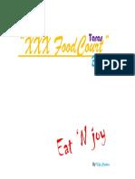 XXX FoodCourt 1