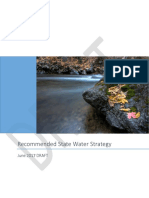 Recommended State Water Strategy 6.15.17 DRAFT