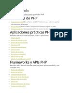 PHP a fondo