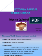 Sau2012 Prostatectomia Radical Retropubiana