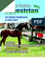 Central FL Equestrian magazine