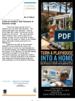 HomeAid Orange County's Project Playhouse - Tween the House and the Pool