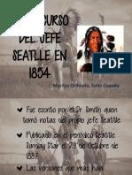 El Discurso Del Jefe Seattle en 1854