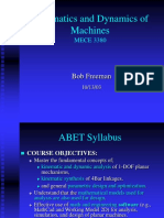 KINEMATICS AND DYNAMICS PPT