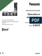 Panasonic Max 750-File