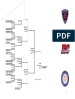 2017 International Softball Congress Canada East qualifier winner's bracket