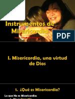 Instrumentos de Misericordia