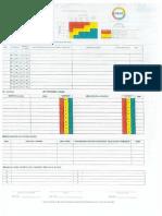 Formato de IPERC Continuo