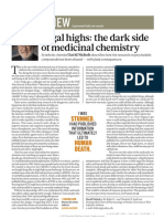 The Dark Side of Medicinal Chemistry