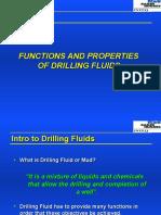 Mud fluid