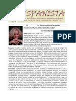 Graciela Cabal. Historia de La LIj Argentina