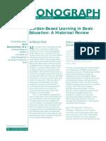 Garden Based Learning in Basic Education