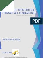 Fundamentals of Soil Stabilization