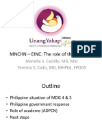 ADPCN Role of Academe Lecture 2013-04-15
