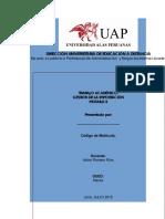 Formatos Trabajo Academico