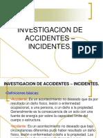 Investigacion de Accidentes- Incidentes[1]