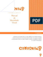 Manual de Identidade Visual - Comoquie