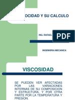 La Viscocidad y Su Calculopresentacion1