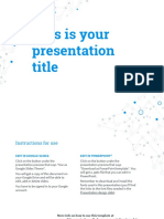 Templates for ppt or google slides