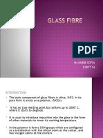 Glass Fibre Ppt