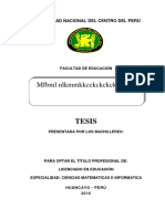 Estructura de Informe Final1