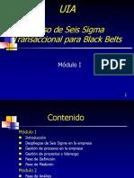 Seis Sigma Transaccional