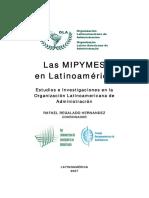 Las Mipymes en Latino America