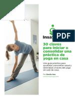 Tu Guía Para Practicar Yoga en Casa