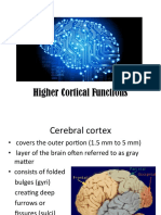 6.11 Dr. Cacas Higher Cortical Function (2)