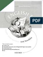 English File Upper Intermidate Tests