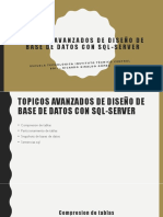 Guia No.3 - Topicos Avanzados de Diseño de Base de Datos