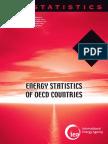 IEA 2014 Energy Statistics of OECD Countries
