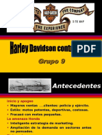 Caso - Harley Davidson