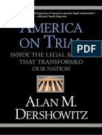 Alan M. Dershowitz-America on Trial_ Inside the Legal Battles That Transformed Our Nation-Warner Books (2004)