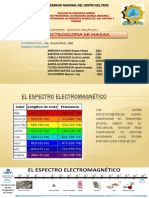 Espectroscopia de Masas